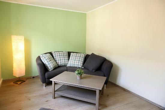 Stadthotel Jülich: Hotelwohnung