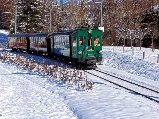 Rail Tours