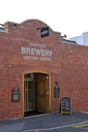 Robinsons Brewery Visitors Centre