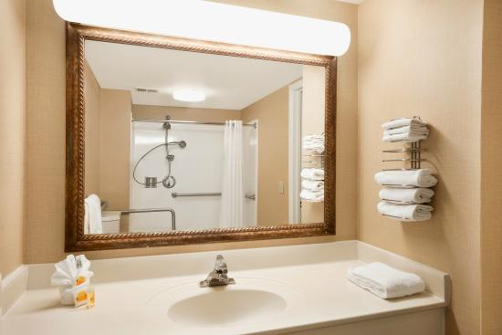 Days Inn Atlanta Stone Mountain : Guestroom Bathroom