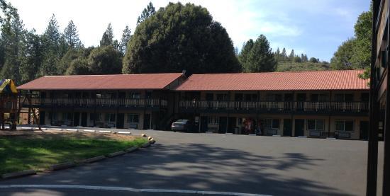 Yosemite Westgate Lodge: vue de l'hotel