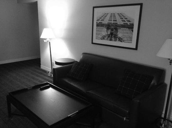 Sheraton Suites Philadelphia Airport: Sitting Area