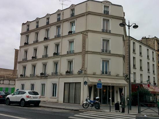 La Villa Royale Montsouris Hotel Paris
