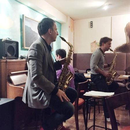 iF Cafe: Live Jazz!