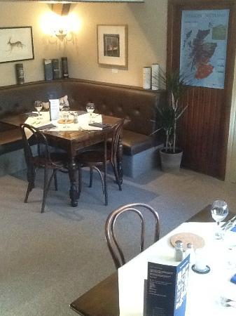 The Hightae Inn: Table 1