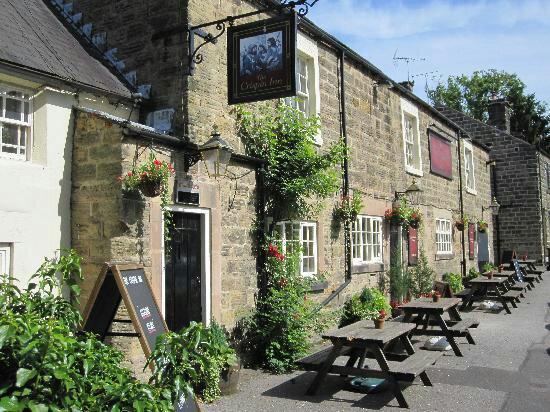 Ashover, UK: The Crispin Inn