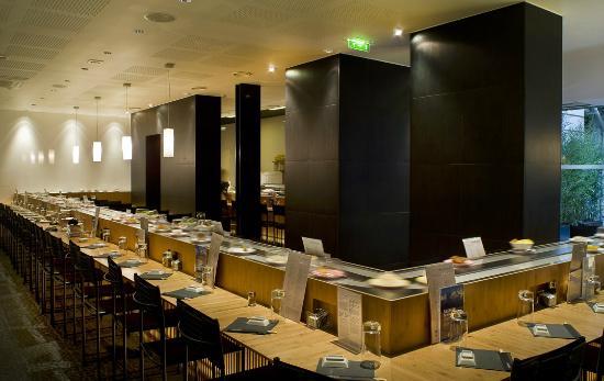 Matsuri Sushi Restaurant Marbeuf Paris