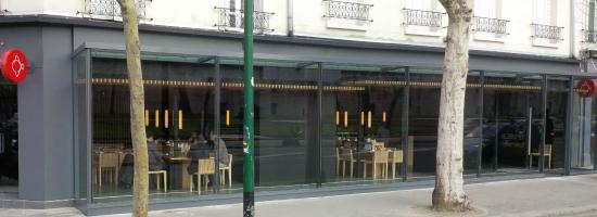 Matsuri Vincennes : Façade