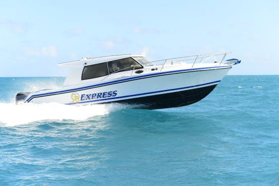 Sandy Island Anguilla Ferry
