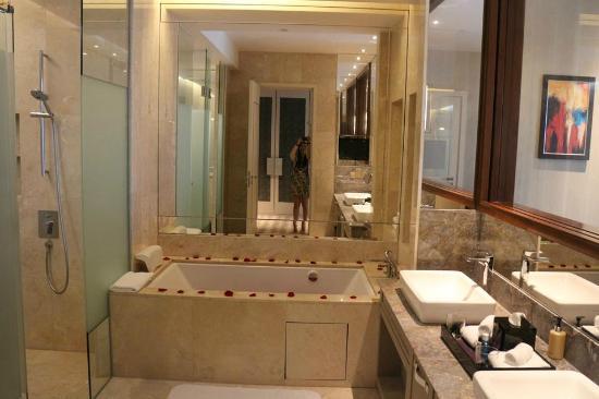 equarius hotela deluxe room resorts world sentosa equarius hotel toilet picture of hotel