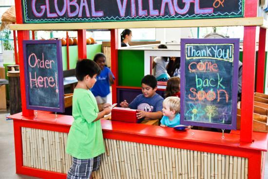 Food Court San Diego Children S Museum