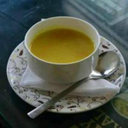 Alibaba Cafe and Restaurant : soup e joo
