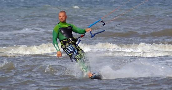 Denbighshire, UK: Simon Jones IKO Instructor