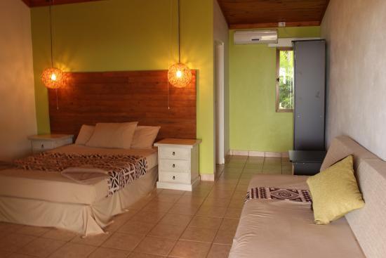 Waidroka Bay Resort: PanoramicOcean View Room