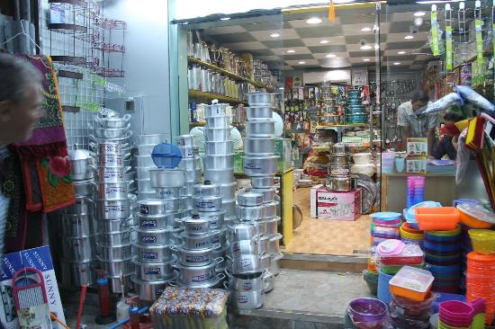 Mutrah Souq Household Goods