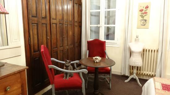 Hotel de l'Atelier: Chambre 21
