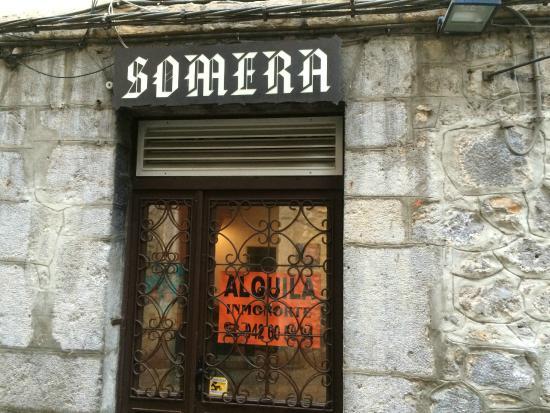 "RESTAURANTE SOMERA - LAREDO -  ""Se alquila"""