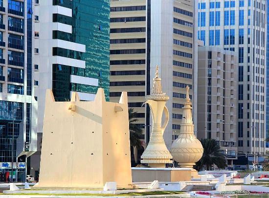 Big Bus Tours Abu Dhabi: город