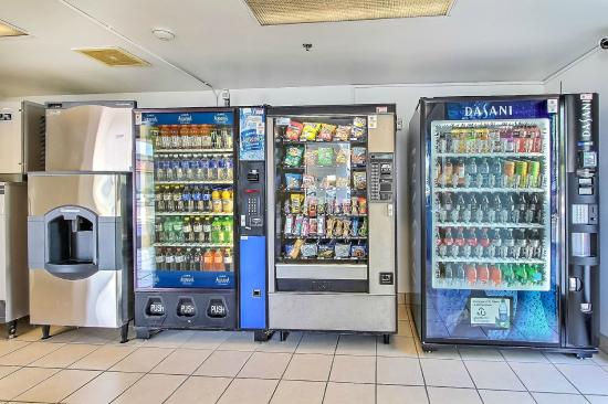 Motel 6 Sunnyvale North: Vending