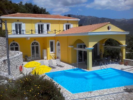 Vassiliki Bay Villas: VILLA CALNOVIC SUPERB