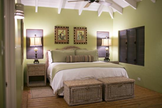 Nisbet Plantation Beach Club : superior room