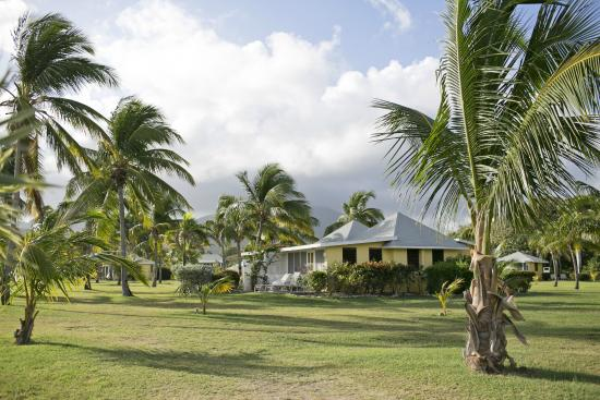 Nisbet Plantation Beach Club: cottages