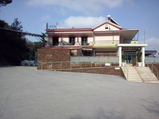 Mouzaki Palace Hotel & Spa: voorkant hotel