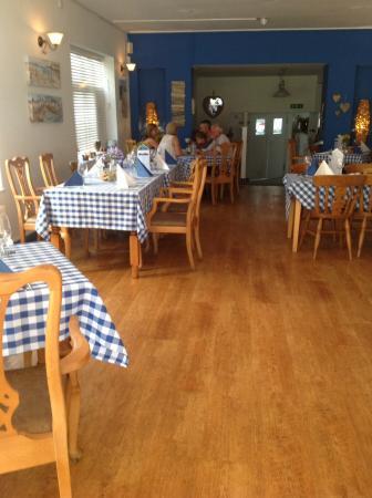 Coast Bistro: Restaurant