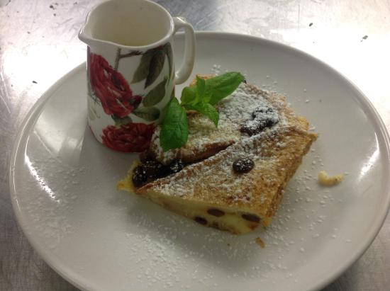 Coast Bistro: Bread and Butter Pudding