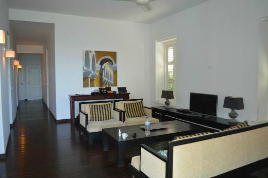 Scuba Lodge & Ocean Suites: Villa
