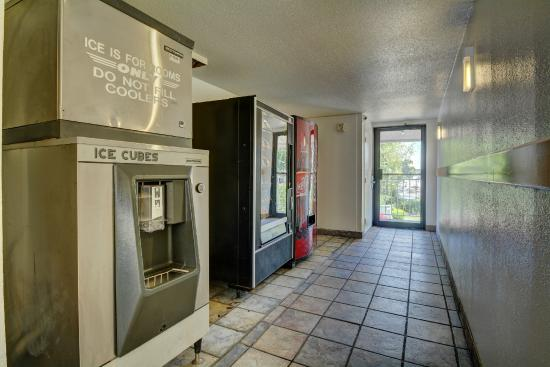 Motel 6 Springfield - Chicopee: Vending