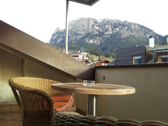 Hotel Heubad: Balcone
