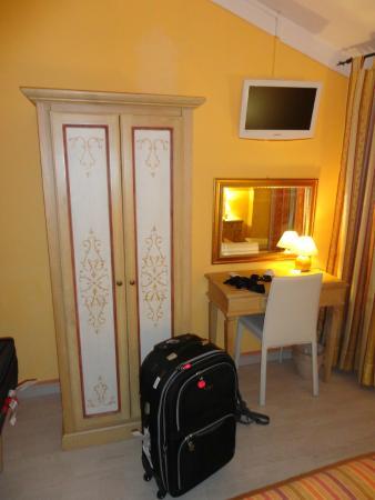 Hotel Berti: Boa opção em Assis
