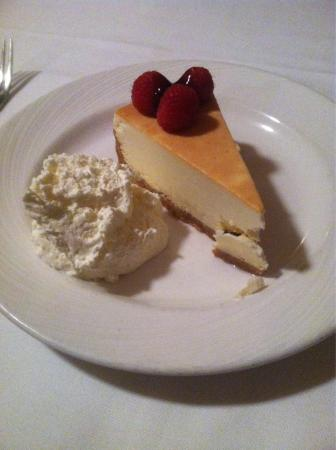 The Palm - NYC One: Cheescake
