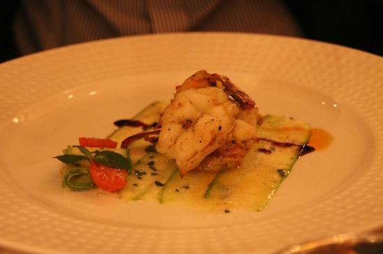 Maestro Italian Restaurant : Seafood starter