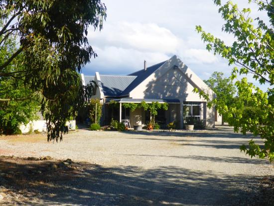 Hawkdun Rise Vineyard & Accommodation: House