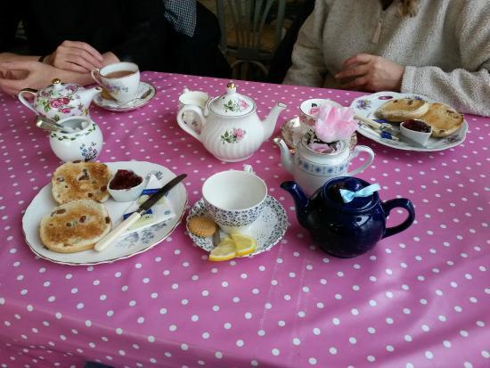 Julie S Tea Rooms Petersfield