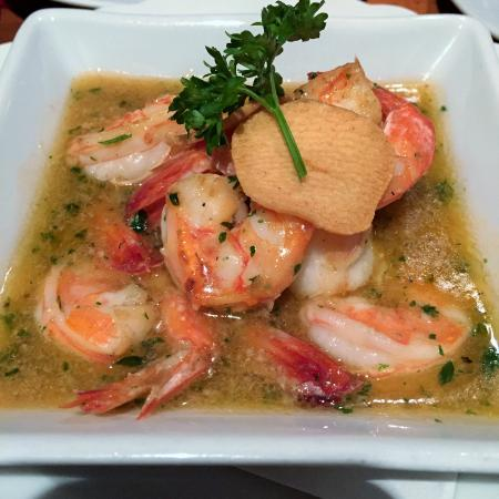 Solera: Garlic Shrimp