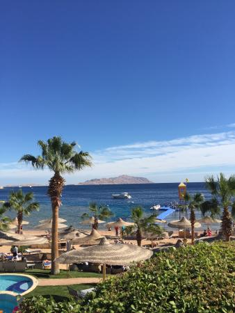 Savoy Sharm El Sheikh: View from the reception level