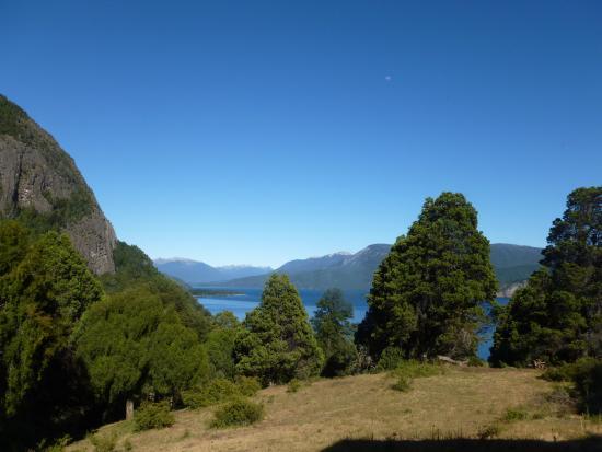 Cerro Abanico: vista 1