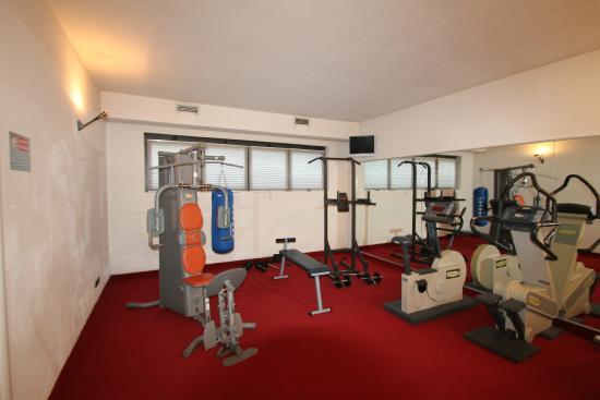 MH Hotel Piacenza Fiera: Sala Fitness