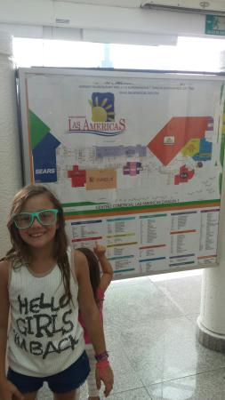 Plaza Las Americas: Las Americas
