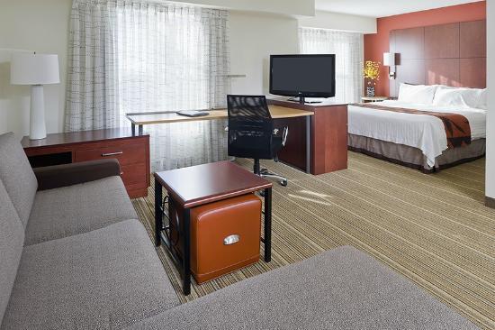 Residence Inn Canton : Studio Suite