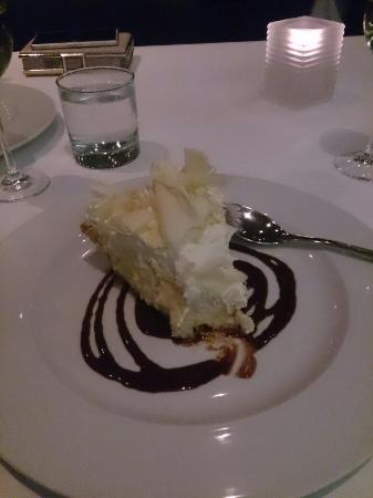 Scaramouche Restaurant: Coconut cream pie,WOW!!!