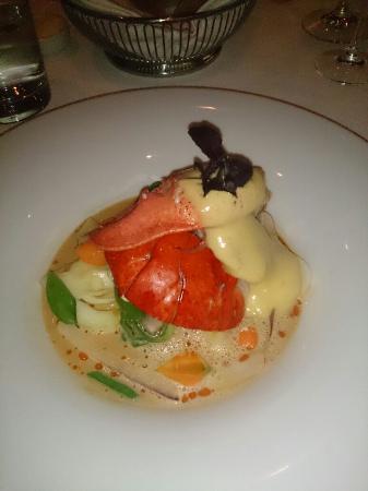Scaramouche Restaurant: Lobster,fantastic!!!