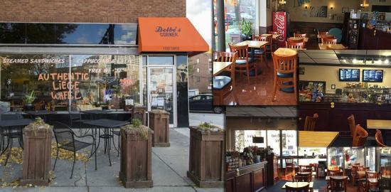 Delbe's Corner Cafe