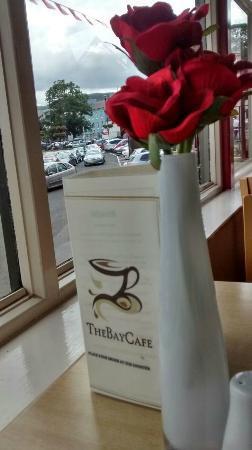 The Bay Cafe : Favourite coffee stop in Ballycastle