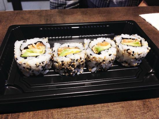 Sumo Sushi Take Away: Uramaki