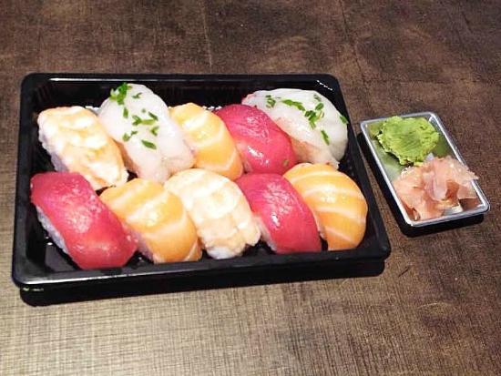 Sumo Sushi Take Away: Nigiri