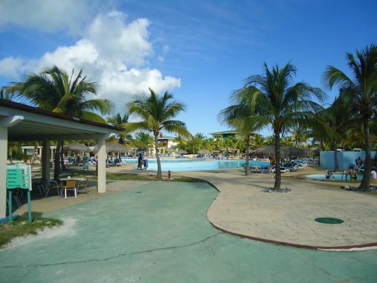Hotel Ole Playa Blanca: Piscine